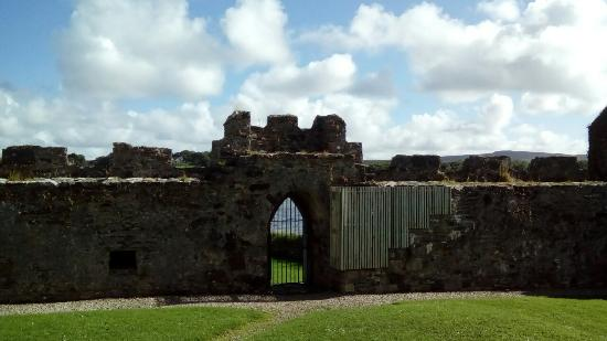 Creeslough, Irland: Doe Castle