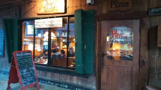 Pim's Pizzas & Burger