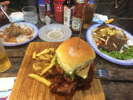Big burger 1