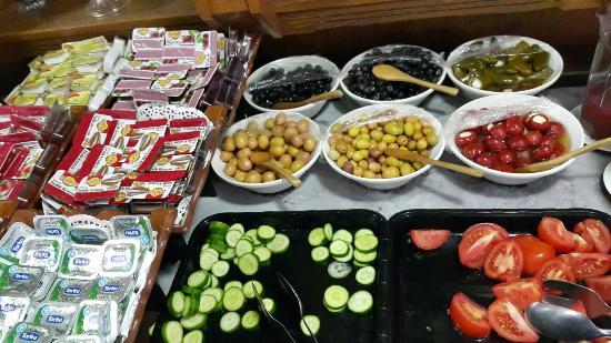 Oglakcioglu Park City Hotel: Breakfast
