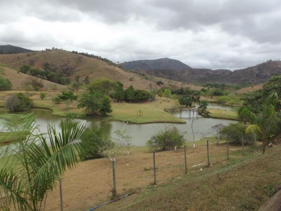 Ipatinga, MG: lago para pedalinho e pesca