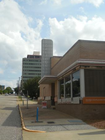 Montgomery, AL: Freedom Ride Museum
