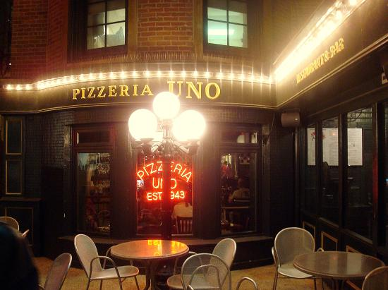 Picture of pizzeria uno chicago tripadvisor for Pizzeria uno chicago