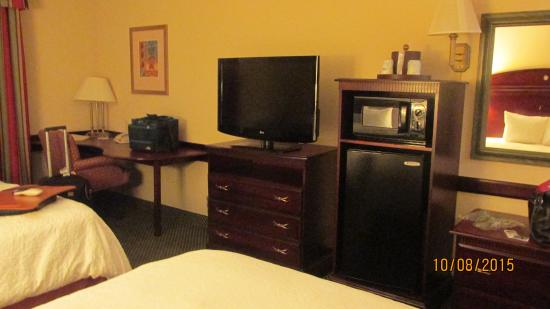 Stony Creek, VA: nice room