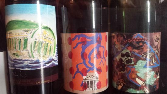 Artist Labels Picture Of Imagery Estate Winery Amp Art