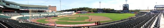 Aberdeen, MD: Stadium where Ironbirds play