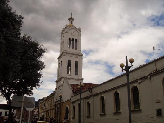 Iglesia Santa Bárbara de Usaquén