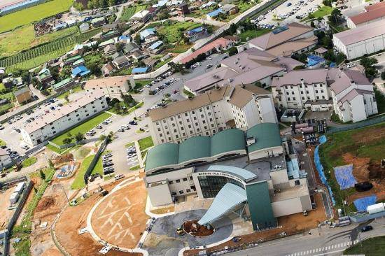 CAMP HUMPHREYS LODGE - Updated 2019 Specialty Hotel Reviews (South