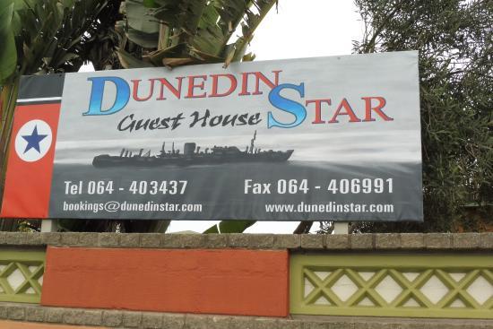 Dunedin Star Guest House: Dunedin Star Guest House