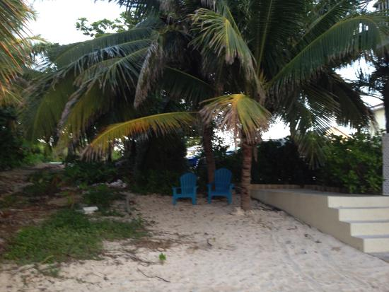 Bodden Town, Grand Cayman: plenty of little nooks to relax and enjoy