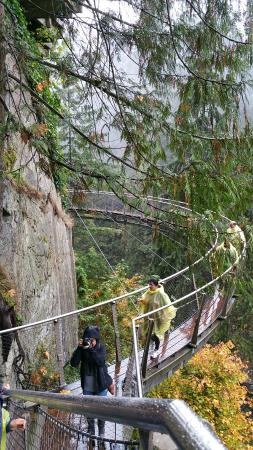 North Vancouver, Canada: Capilano Suspension Bridge Park