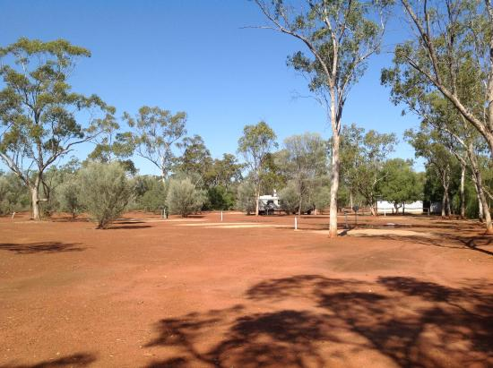 Drainage hook-up points for tourers | Best Campsites in Charleville