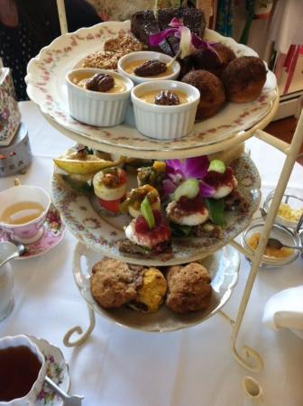 Afternoon Tea at Jacqueline's Tea Room