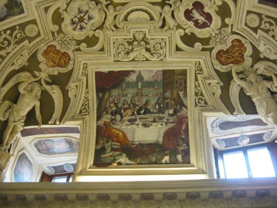 Casa Museo Palazzo Valenti Gonzaga: Capella Valenti Gonzago