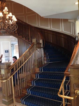 Madison Beach Hotel: lobby