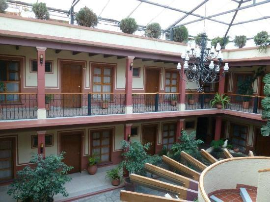 Hotel Real de Valle: interior del hotel Rel del Valle