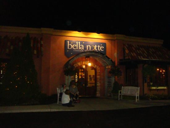 Dining Area Picture Of Bella Notte Lexington Tripadvisor