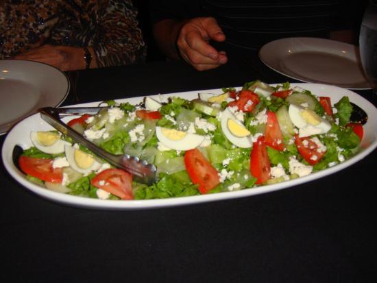 Kreso's Restaurant: Bosnian Salad