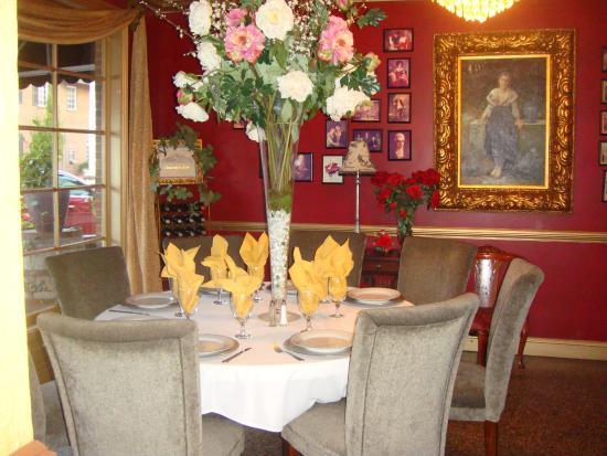 Kreso's Restaurant: Dining Room