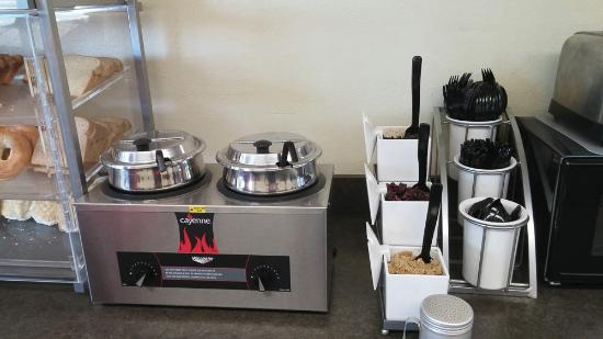 Roseburg, OR: Hot Cereal