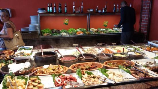 503babb01a Comida Mineira - Foto de Restaurante Paraiso Da Serra, Teresópolis ...