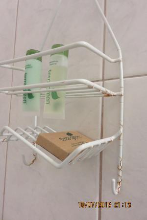 Westhampton, estado de Nueva York: shower caddy