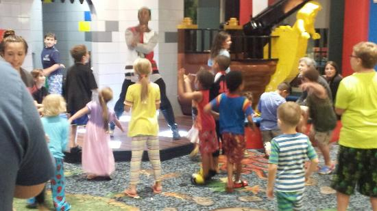 Dance Party Picture Of Legoland Florida Hotel Winter Haven
