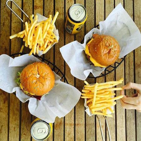 Jimmy's Burger Bar