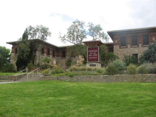 UTEP Centennial Museum and Chihuahuan Desert Gardens