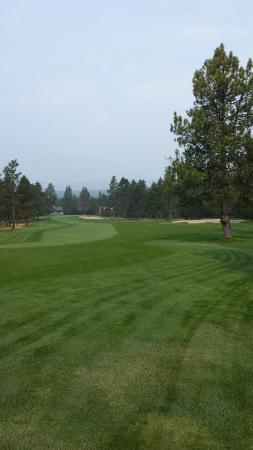 Sunriver Resort Golf Course : Woodlands Golf Course