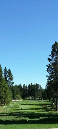 Sunriver, OR: Woodlands Golf Course