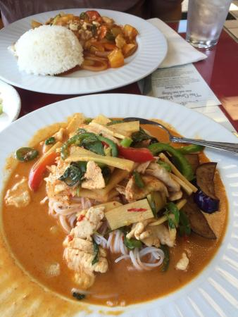 Best Thai in GSO! (Even better than the