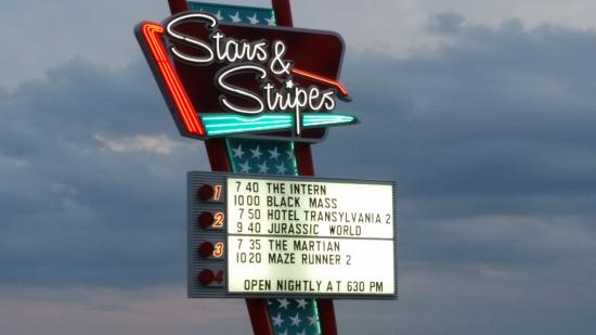 Stars and stripes drive in new braunfels showtimes