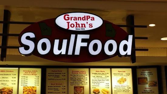 GrandPa John's Georgia Soulfood