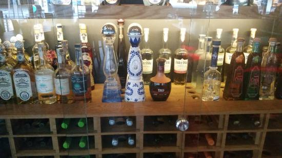 7bc9052aa4e5c3 100 Bottle Tequila Collection - Picture of Viva Bar + Kitchen