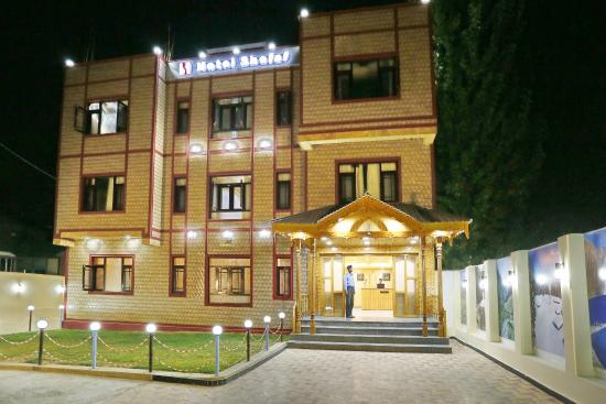 Hotel Shefaf: Outer Look Of Hotel