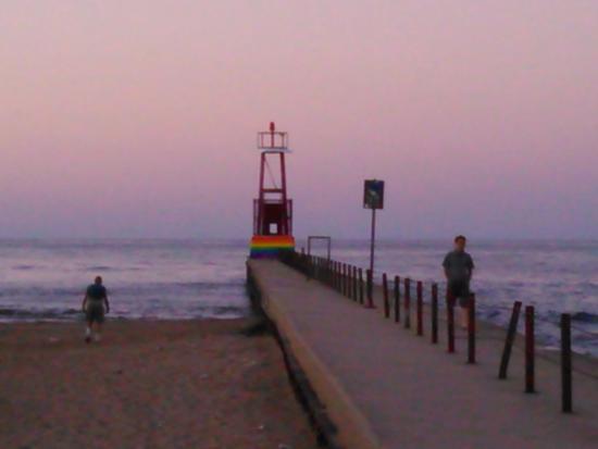 Kathy Osterman Beach Light House 2