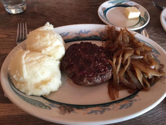 Peter Luger Steak House: チョップドステーキ