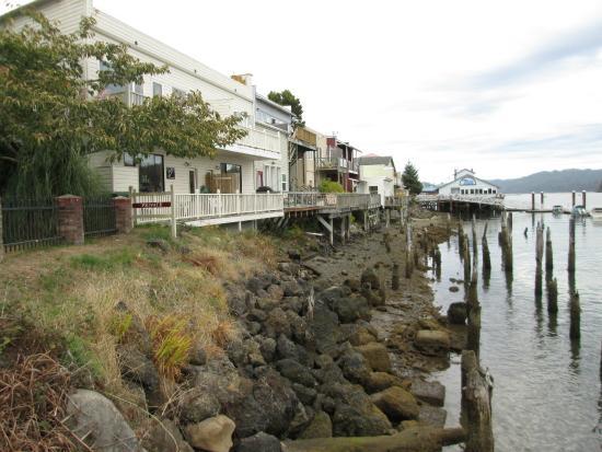 Seafood Restaurants Florence Oregon
