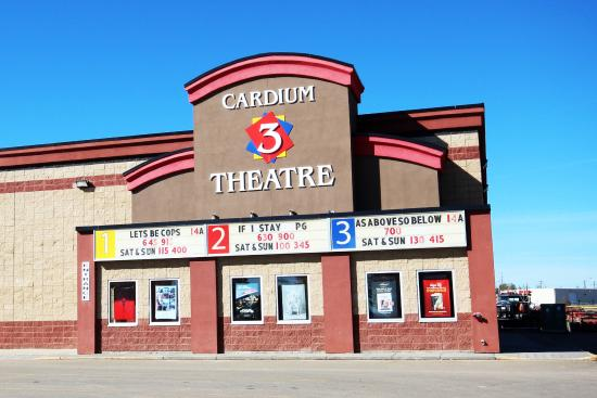 Landmark Cinemas Drayton Valley