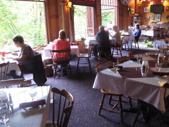 Dining Room Picture Of Chateau At Oregon Caves Dining Room Cave Junction Tripadvisor