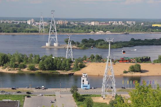 Nizhny Novgorod Cableroads