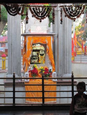 Kheer Bhawani Temple : Jai Maa Kheer Bhawani !!