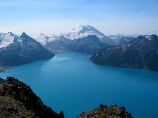 Delta, Kanada: Garibaldi Lake Hiking Tour