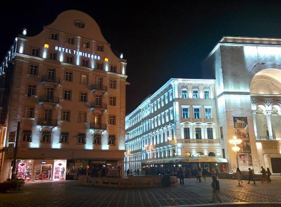 German State Theatre Timisoara