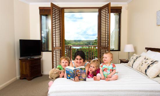 Colonial Resort: Family fun begins here