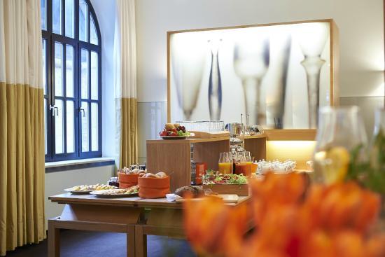 Hotel Victoria: Breakfast buffet
