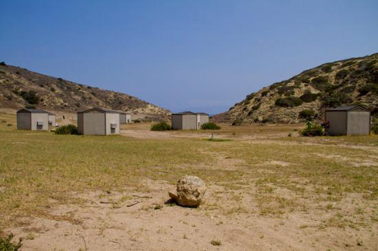 Santa Rosa Island Camping Reviews