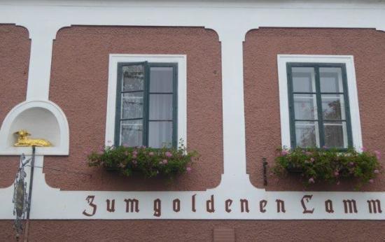 """Gasthof Failler - """"Zum goldenen Lamm"""""""