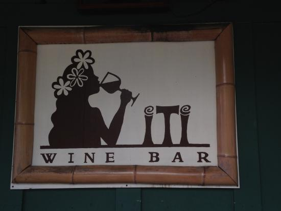ITI Wine Bar